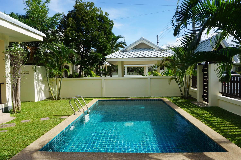 HuaHin Pool Villas for sale