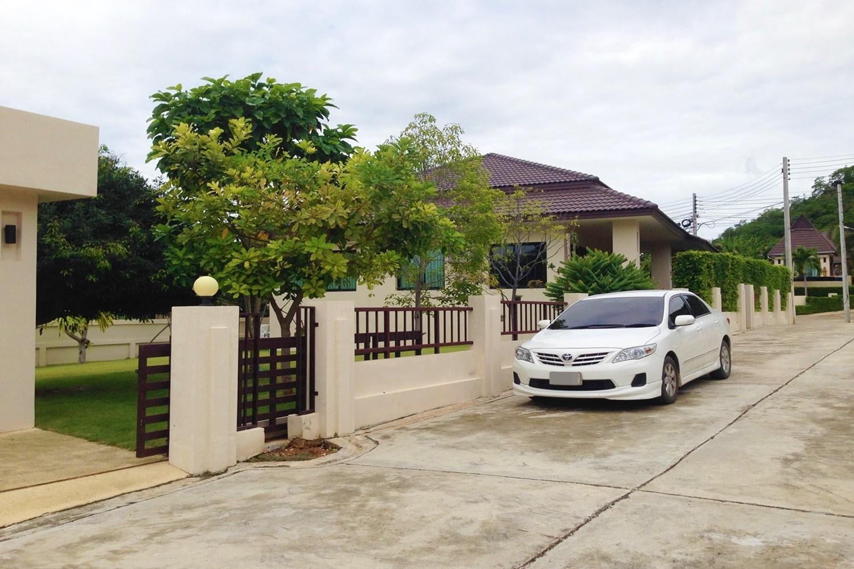 HuaHin House near center