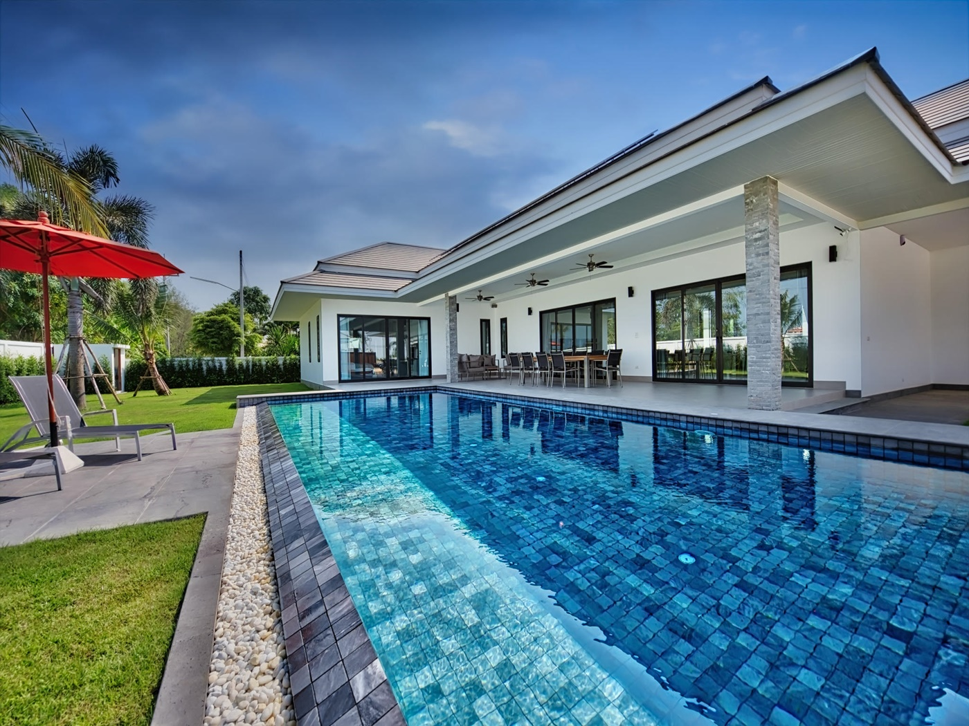 Stunning Pool Villas for Sale