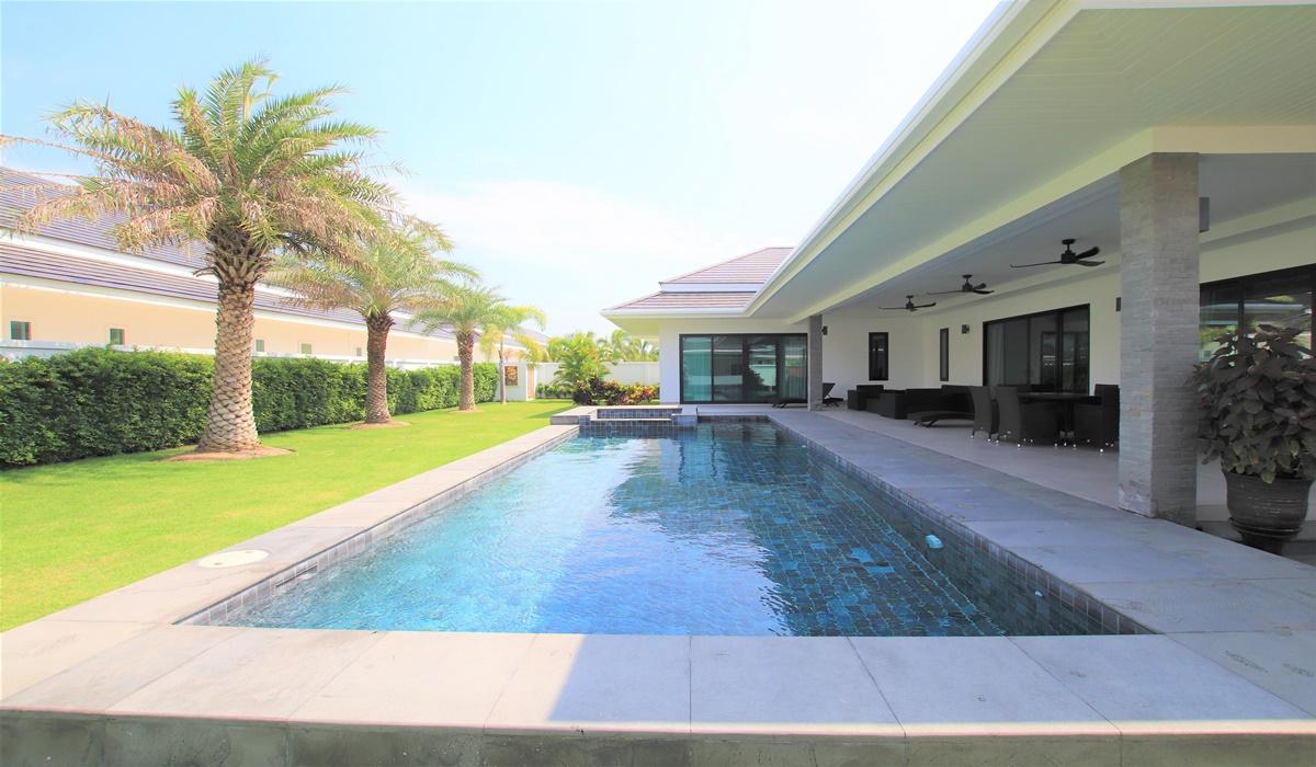 Modern Pool Villa HuaHin ChaAm