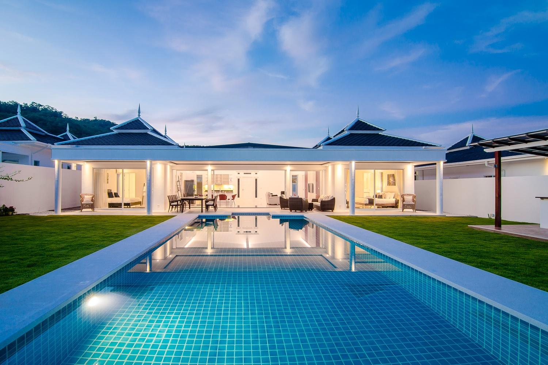 Modern Elegance Home HuaHin