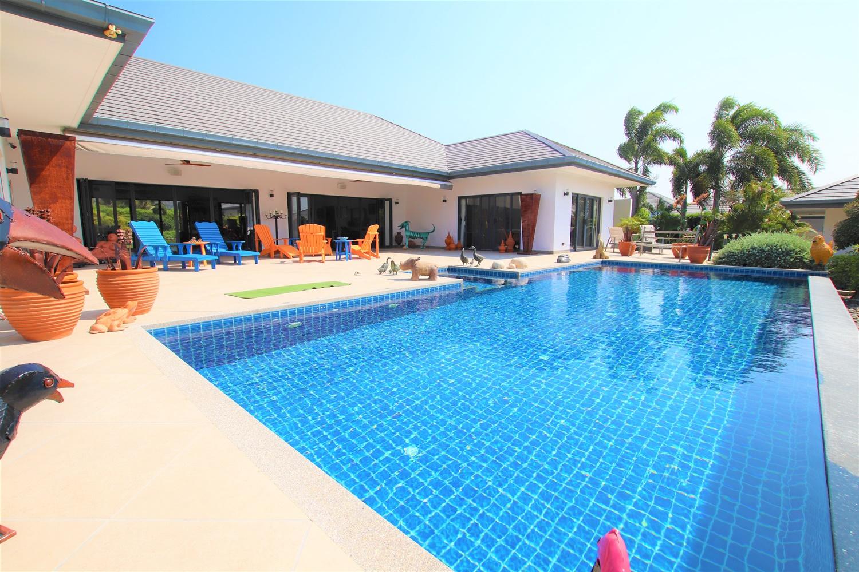 HuaHin Modern House for Sale