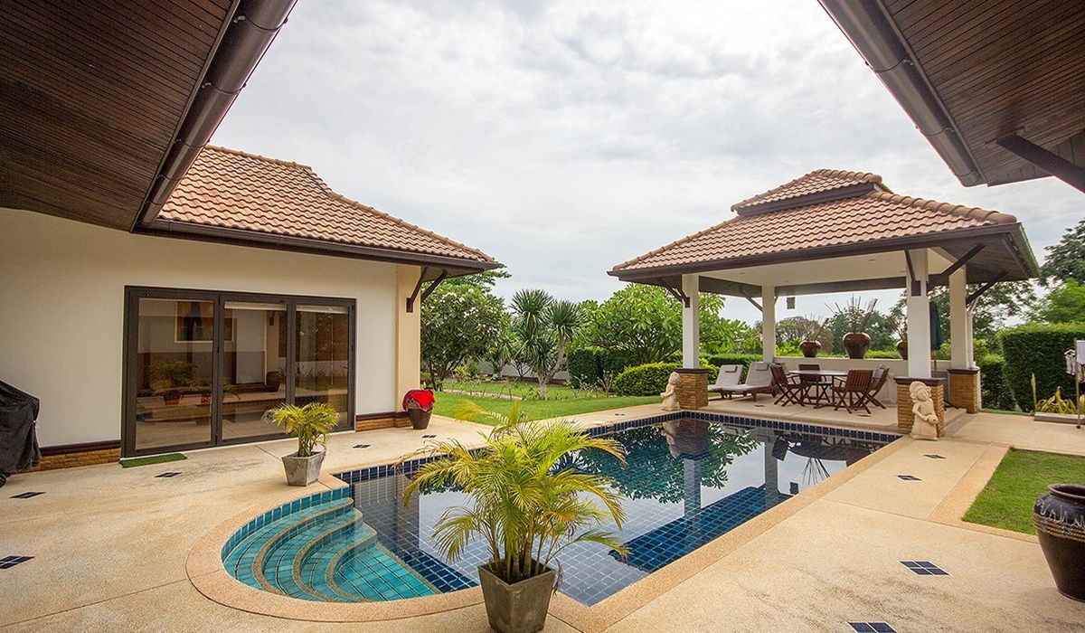 Lovely HuaHin Pool Villa