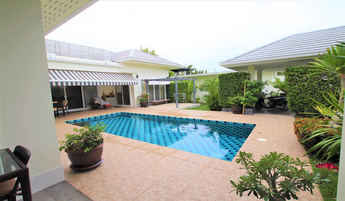 Pool Villa HuaHin Near the Beach