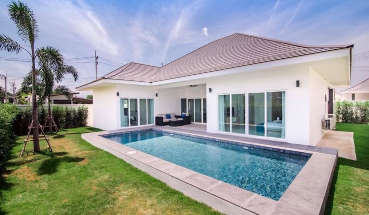 Modern Bali Home HuaHin