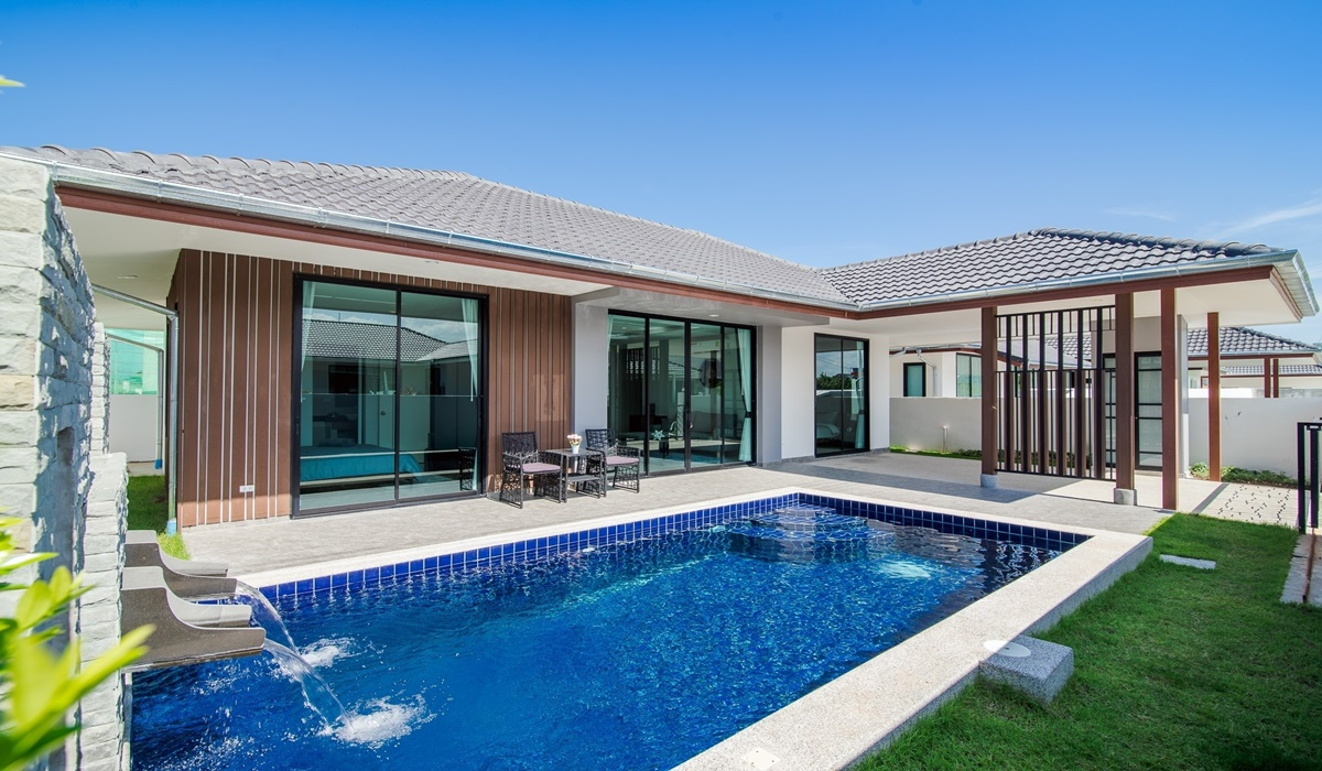 HuaHin Pool Villa for sale