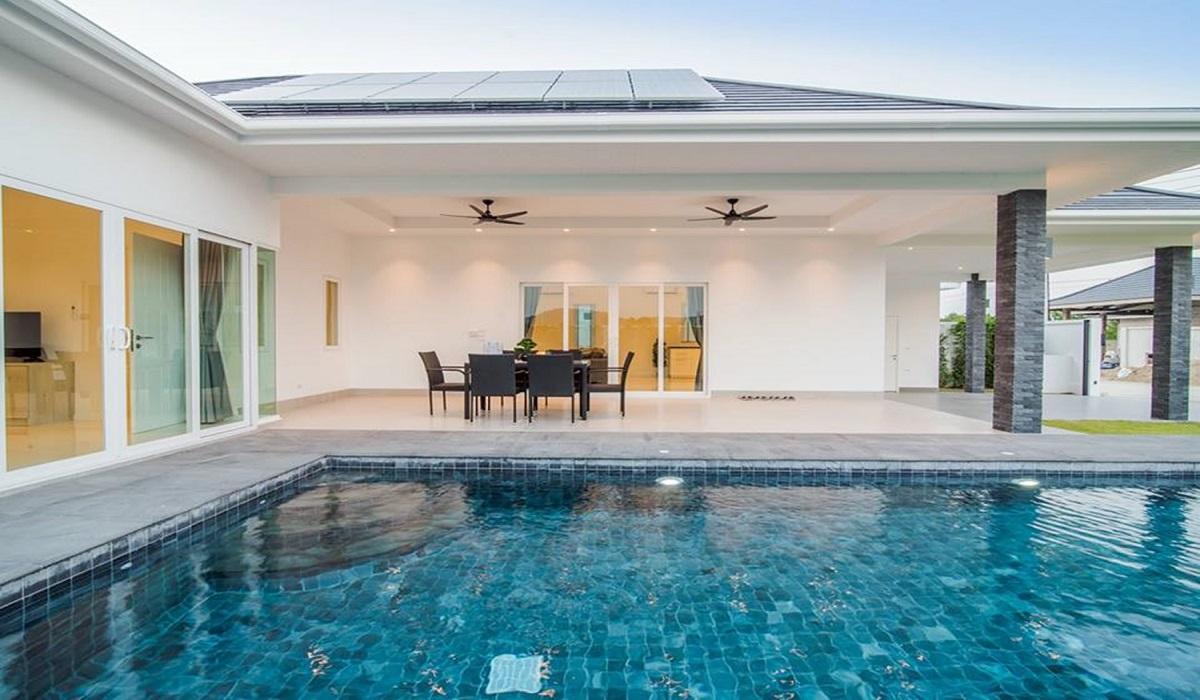 Bali Modern Home in HuaHin