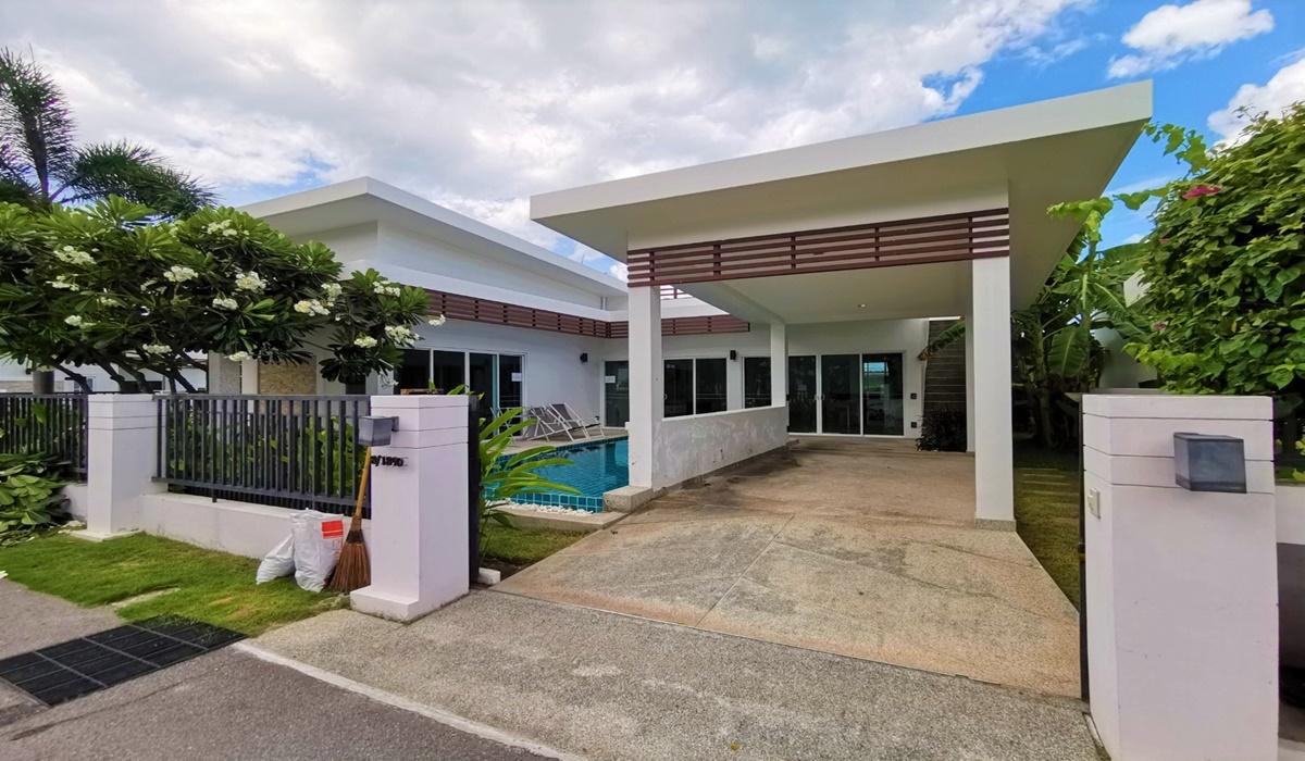 Modern Home in HuaHin