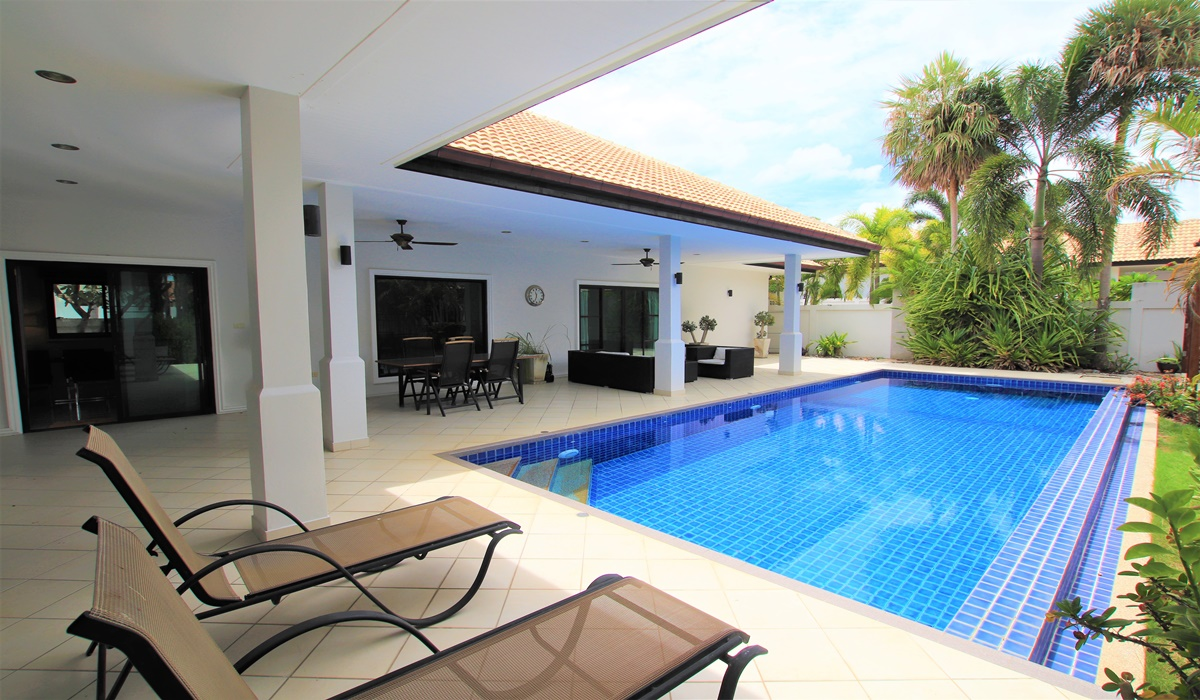 HuaHin Pool Villa for Rent