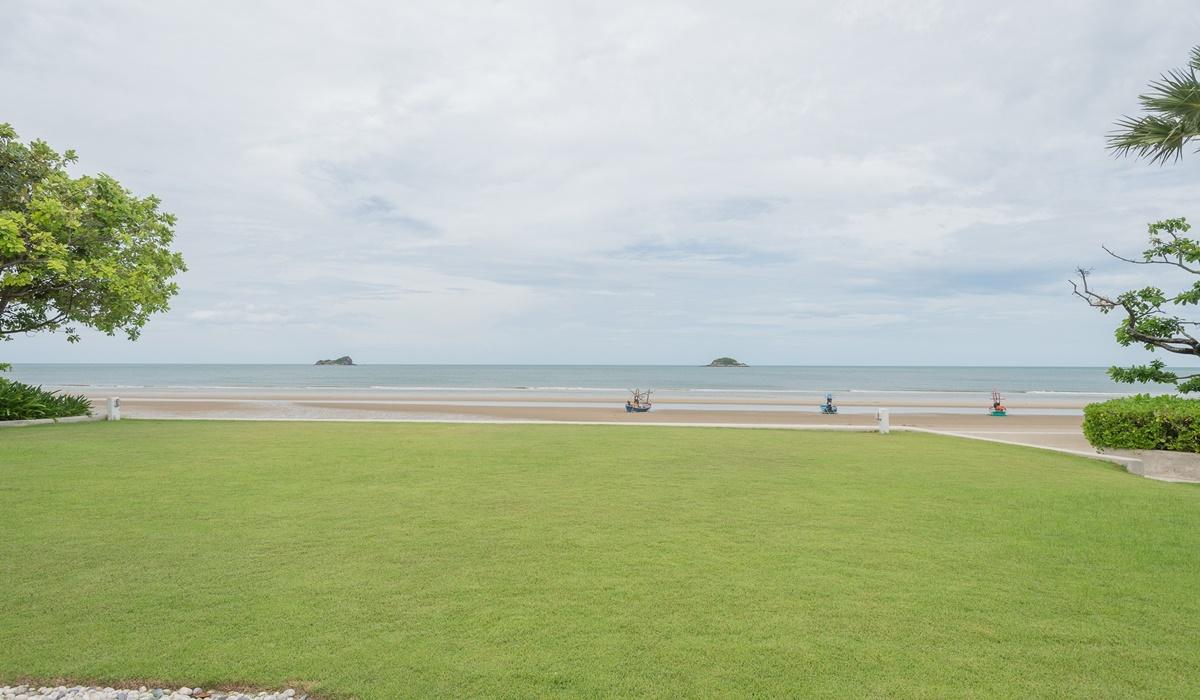 Beach Front Condominium
