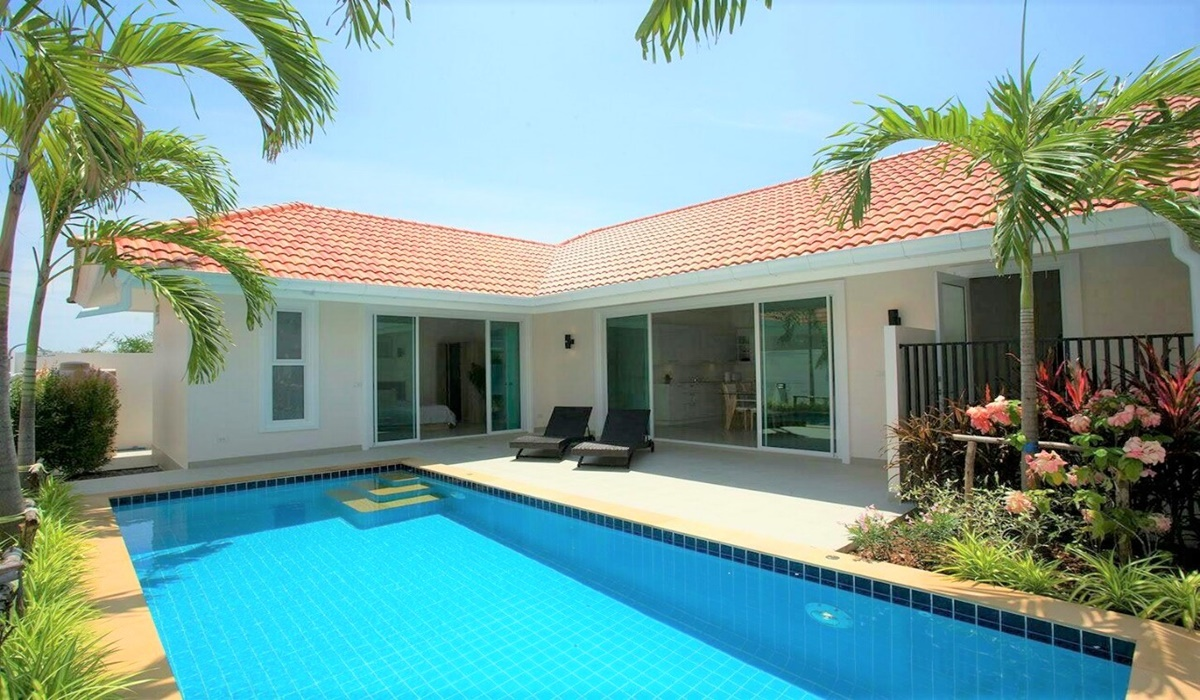 Pool Villa near Golf Course
