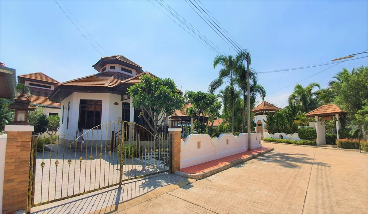 Unique Villa in HuaHin