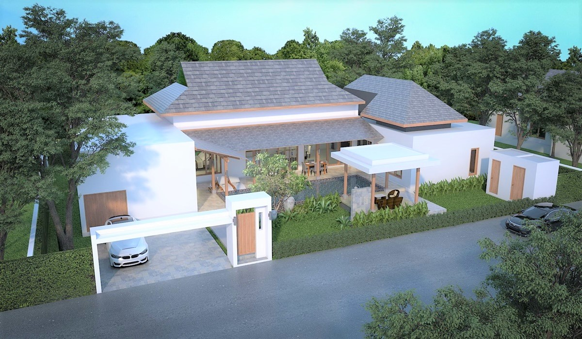 Bali Pool Villa for sale