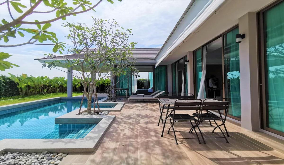 Stylish Pool Villa HuaHin