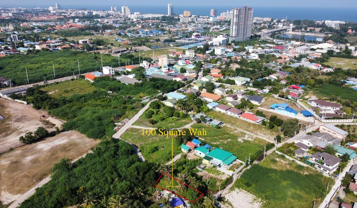 Land HuaHin For Sale