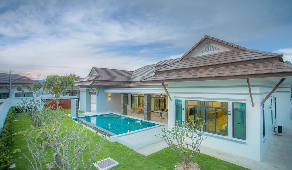 Thai Bali Pool Villa for sale