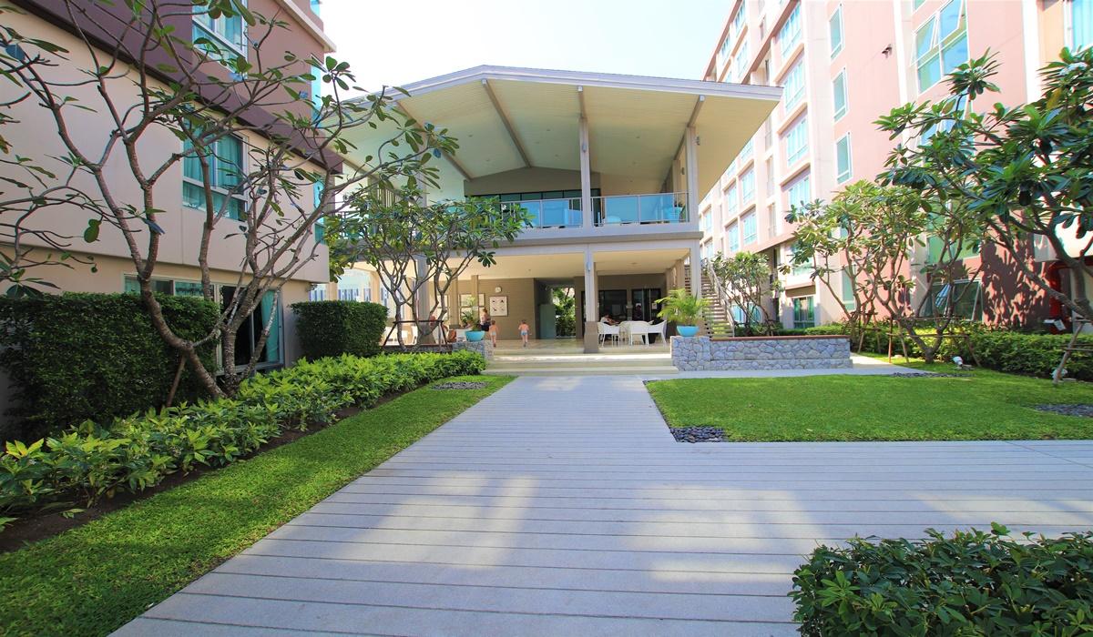 Condominium near the beach