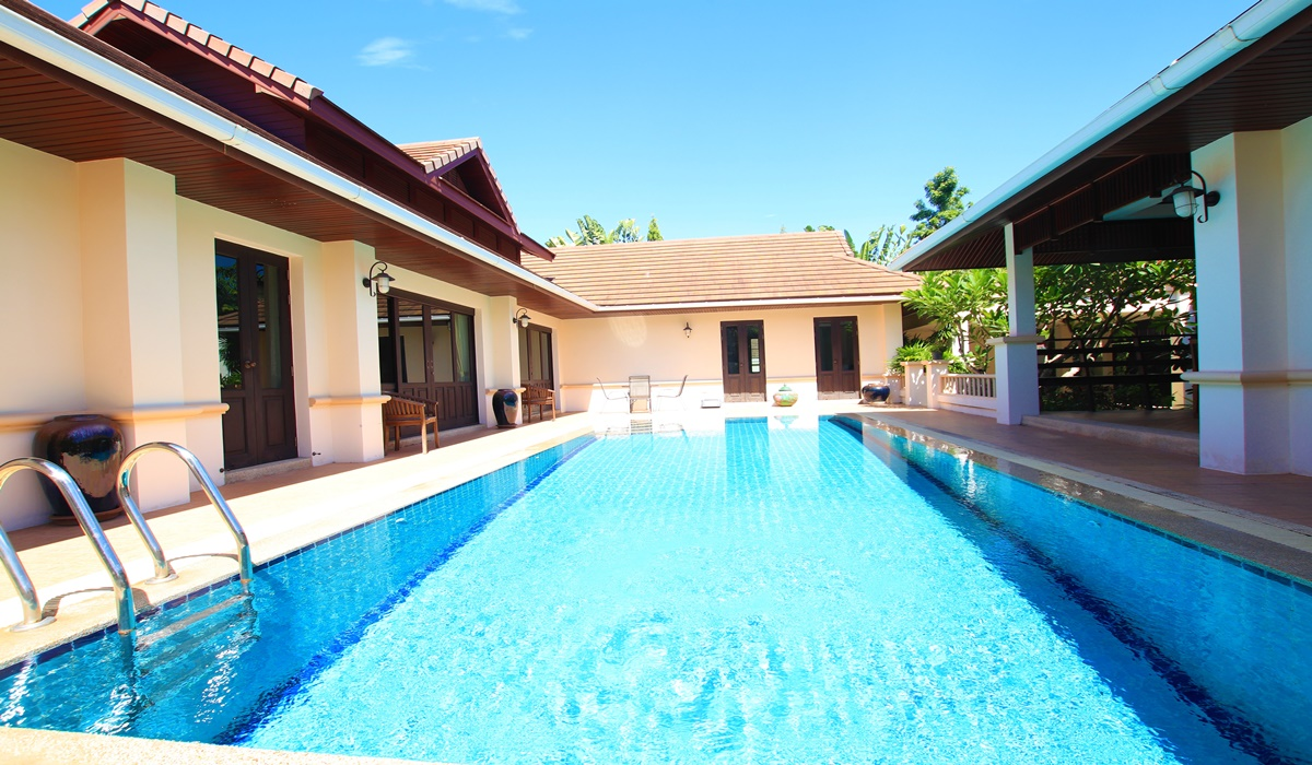 Thai Bali Villa For Rent