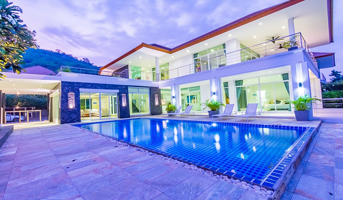 Mountain View Villa HuaHin